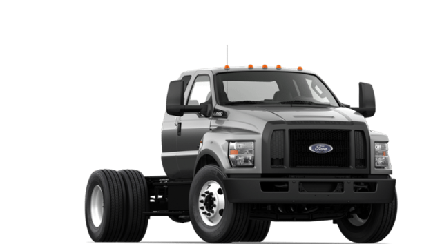 2019 Ford F650 Super Truck SuperCab